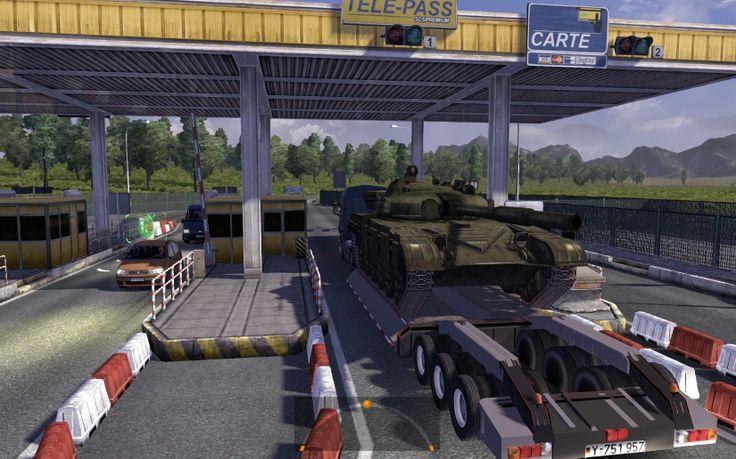 Euro Truck Simulator 2 Multiplayer Mod