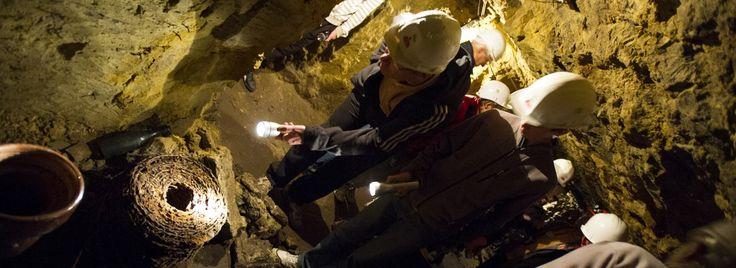 Plongez dans les entrailles de la Butte de #Vauquois en #Meuse pour comprendre la #Guerre des mines ! Visite guidée exceptionnelle des souterrains du site. Crédit photo : CDT Meuse/Guillaume Ramon