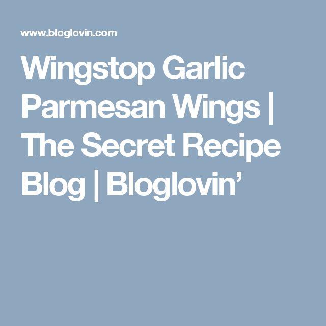 how to make wingstop wings