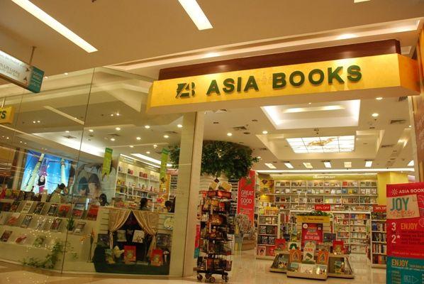 Asia Books (เอเซียบุ๊คส) in ปทุมวัน, กรุงเทพมหานคร