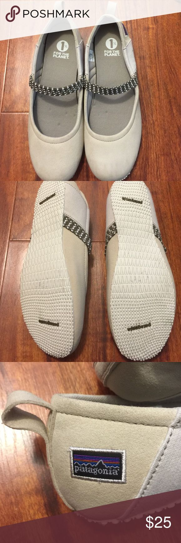 Patagonia 1% for the Planet MJ  Flat Shoes S 10 Patagonia for the Planet flat shoes, women size 10,  New never worn. Patagonia Shoes Flats & Loafers