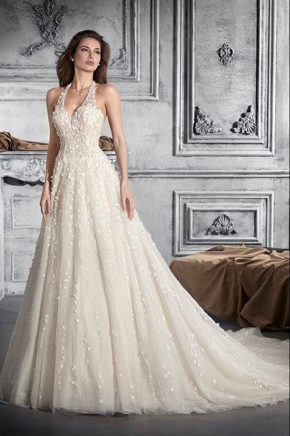 Νυφικά Φορέματα Demetrios Collection - Style 801