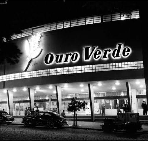 Cine teatro Ouro Verde
