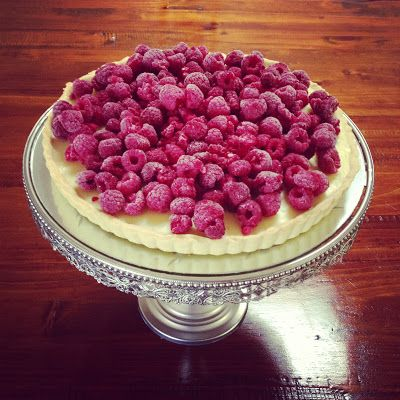 tart, baking, dessert, thermomix, white chocolate, raspberry