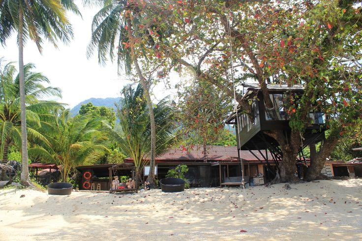 Melina Beach resort Pulau Tioman