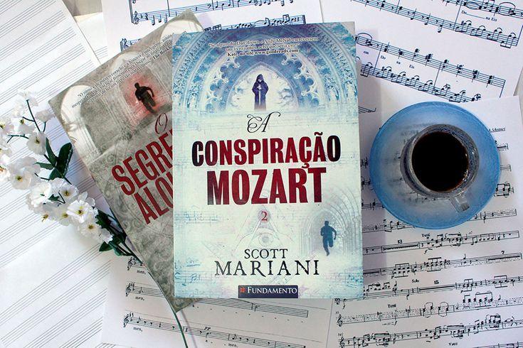 A CONSPIRAÇÃO MOZART – SCOTT MARIANI