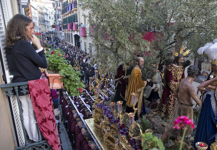 Rescate, en la Semana Santa de Málaga 2016