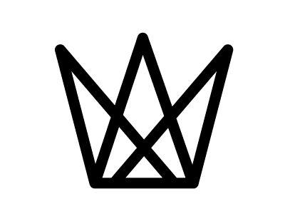 Tin Crown Symbol
