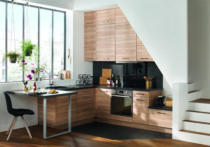 Cuisine Conforama : nos modèles de cuisines préférés - Elle Décoration