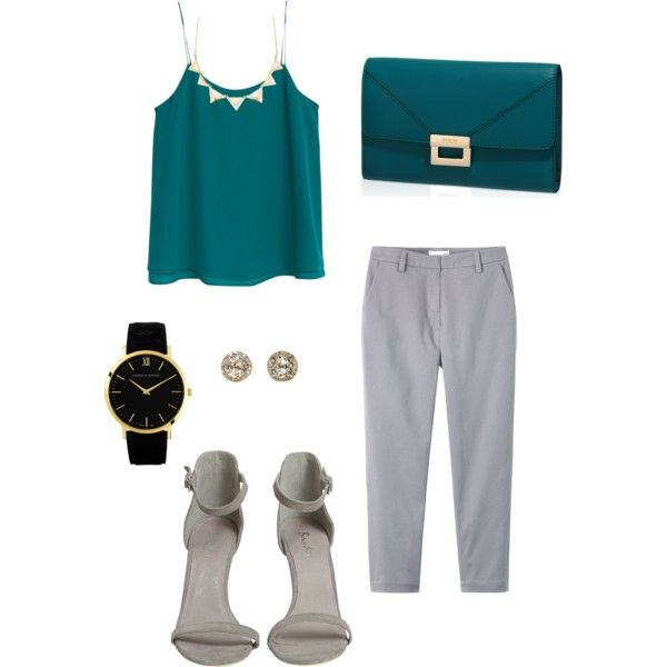 Untitled #20 by savira-maulana on Polyvore featuring polyvore, fashion, style, MANGO, Toast, Tod's, EF Collection, Larsson & Jennings and Charlotte Russe