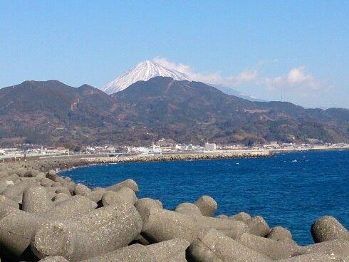 新春の富士山 その3