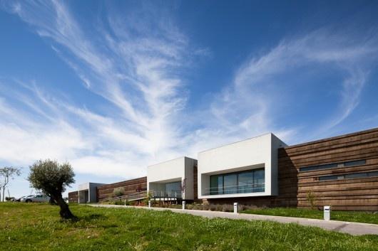 Adega Logowines / pmc Arquitectos (17) - Logowines winery, Évora, Alentejo, Portugal