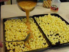Bless Us O Lord...: Caramel Puff Corn