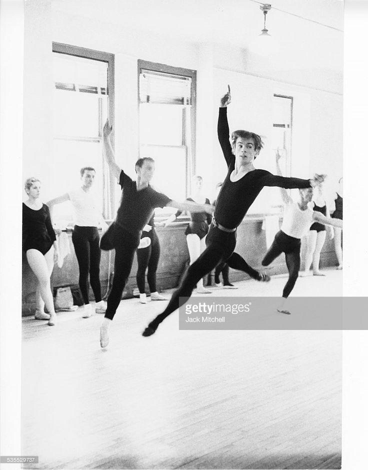 Rudolf Nureyev photographed January 24, 1962.