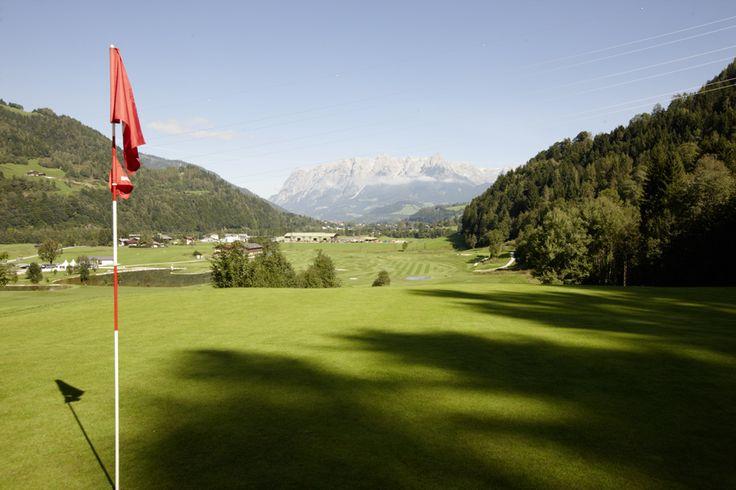 OPEN GOLF Sankt Johann im Pongau in Salzburg Alpendorf Hotel Sonnhof