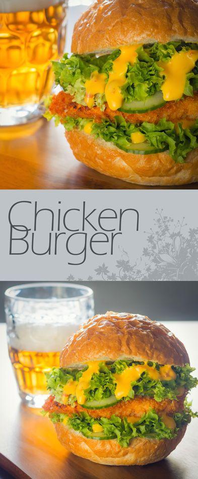 Chicken Burger: My Way:
