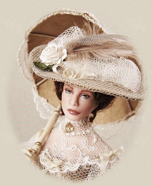 1000+ Images About Lady Edith's Village Doll Maker On