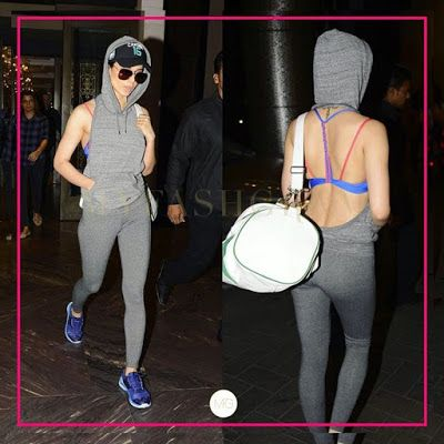 Kangana Ranaut Spotted in Casuals