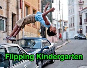 Flipping In Kindergarten: Connecting Home and School