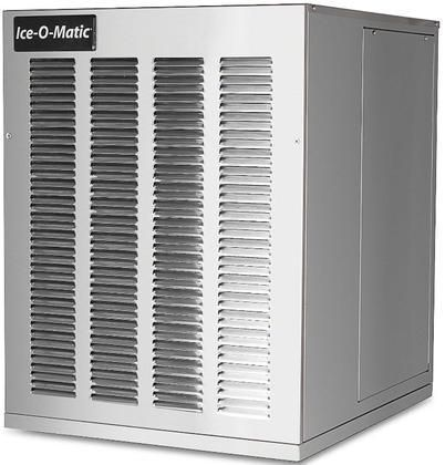 MFI0800W Modular Flake Ice Maker with Water Condensing Unit System Safe Water Sensor Evaporator Industrial-Grade Roller Bearings and Heavy-Duty Gear Box in Stainless Steel Finish