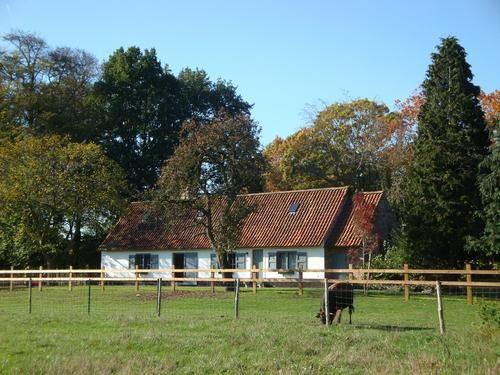 Oude boerderijen