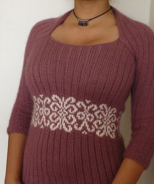Ravelry: uncia's Onion Pink Tubey