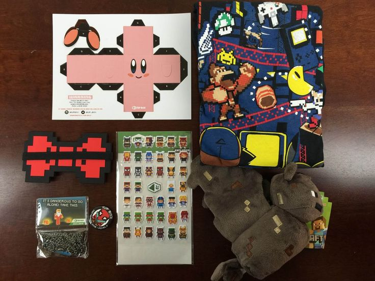 1Up Box September 2015 Subscription Box Review + Coupon + October 2015 Spoilers - http://hellosubscription.com/2015/10/1up-box-september-2015-subscription-box-review-coupon-october-2015-spoilers/ #1UpBox