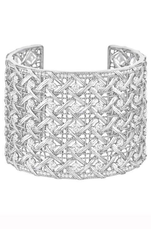 My Dior Cuff :: Harrods Fine Jewellery
