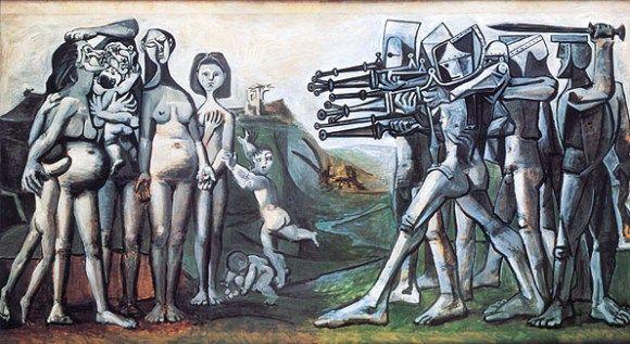 Picasso-picasso-Massacre_in_Korea