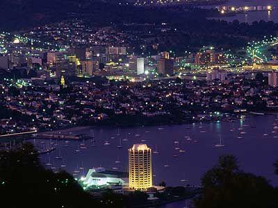 I love Hobart!