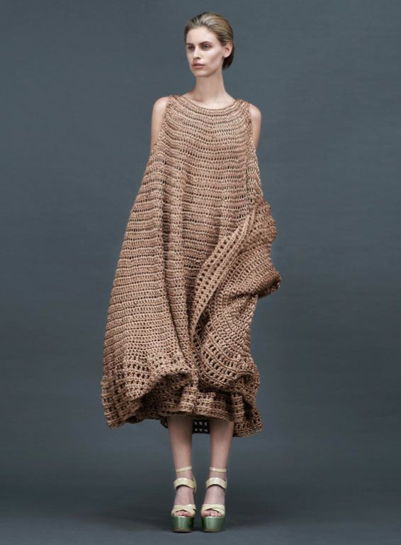 alexander lewis resort 2013 bronze knit