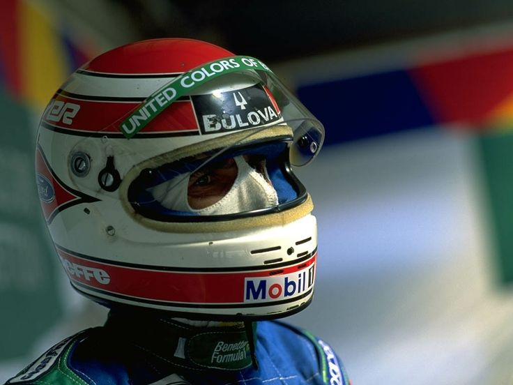Nelson Piquet , Benetton Ford 1990