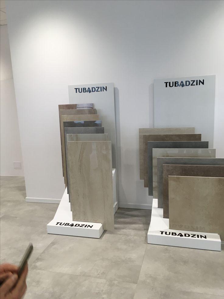 Tubadzin - Monolith nagyméretű padlólapok
