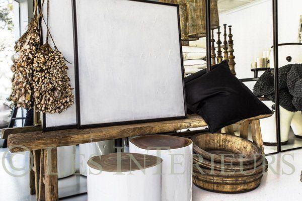 Studio : Les Interieurs, Interior Design by Pamela Makin, Sydney - stools