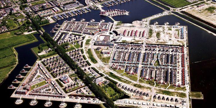 Stad van de Zon, Heerhugowaard, The Netherlands | Urban green-blue grids