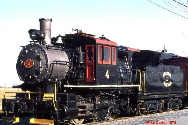 Mike's Rails: The Strasburg Rail Road - No. 4 - Camelback