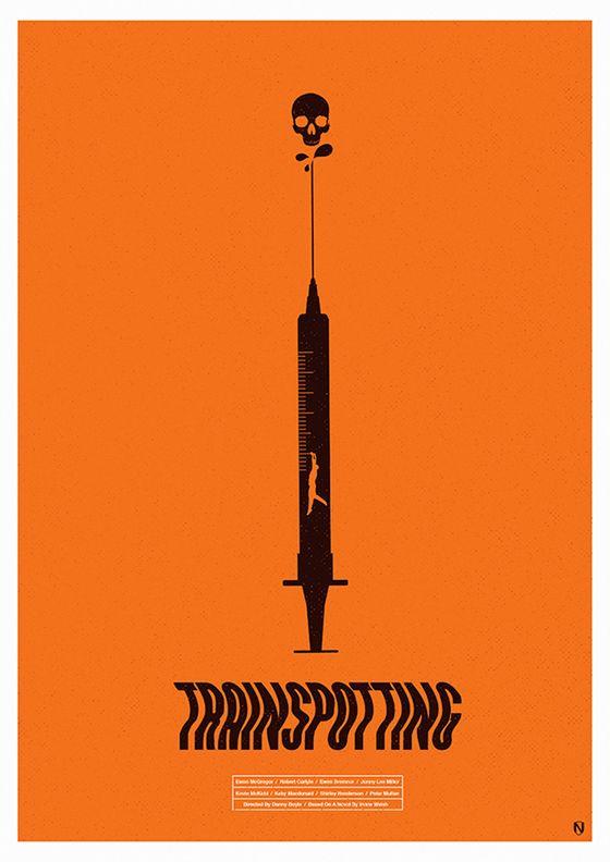 Trainspotting alternative poster