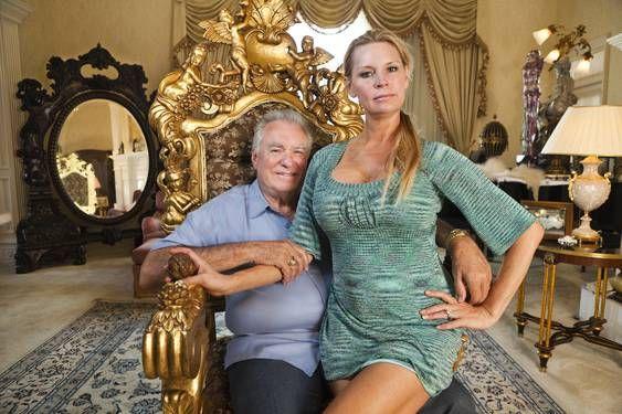David Siegel was a twice-divorced man before marrying Jackie Siegel