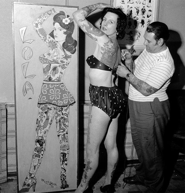 George Burchett Tattoo Artist   Πληρωθείτε συμμετέχοντας σε έρευνες ...
