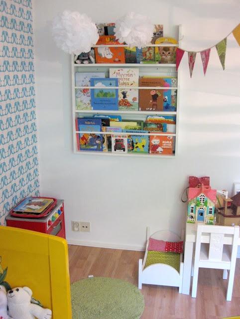 Hippu: Iloinen lastenhuone