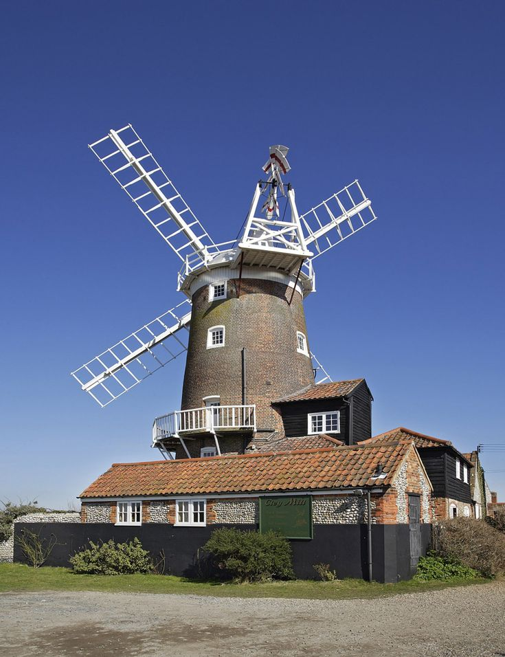 Cley Windmill | Small House Swoon