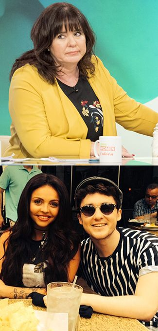 Coleen Nolan reveals why Jesy Nelson and Jake Roche REALLY split up...