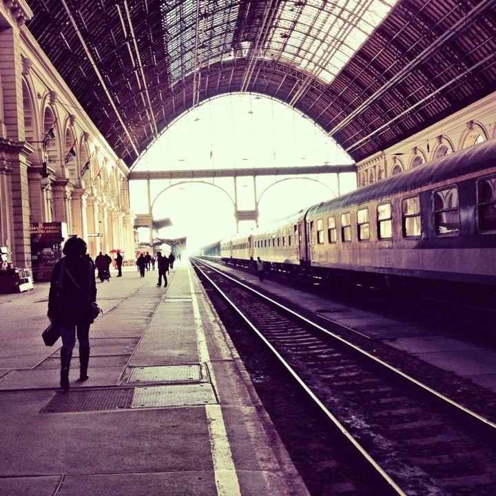 Keleti pályaudvar in Budapest, Budapest