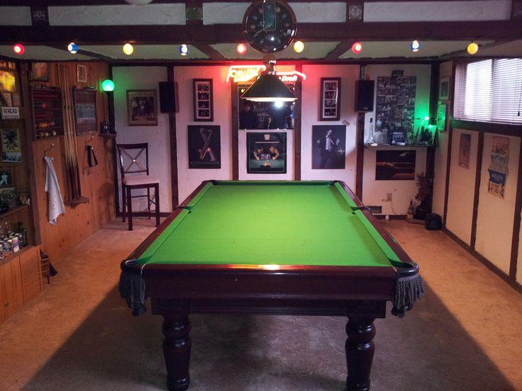 Man Cave Ideas Canada : Canada billiards pool table room in niagara on the lake