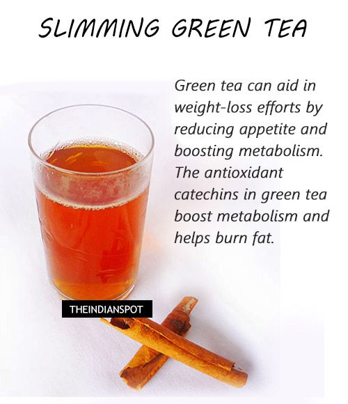 green teas that help lose weight