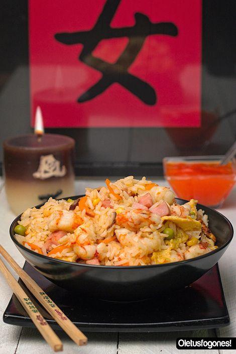 Arroz tres delicias la receta m s conocida de la cocina for Cocinar arroz 3 delicias