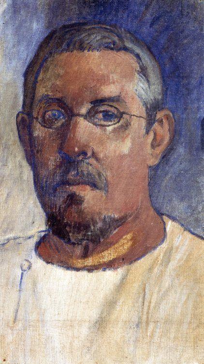 Αυτοπροσωπογραφία (1903) Μουσείο Καλών Τεχνών Ελβετίας στη Βασιλεία