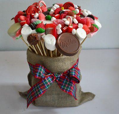 LOS DETALLES DE BEA: Los saquitos de chocolate y chuches de Pippa'S Store