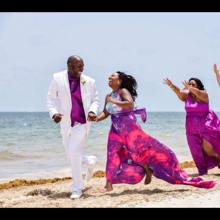 So much Joy🌺💖💕🌸💜Happriest Bride Ever💖🌺💕🌸💜we will make your wedding dreams come true💖