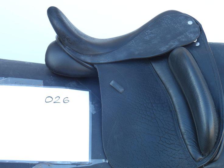 Precision Saddle Fitting - Used Custom 16.5 inch Wolfgang Dressage Saddle, $4,000.00 (http://www.precisionsaddlefitting.com/used-custom-16-5-inch-wolfgang-dressage-saddle/)